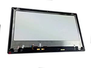 "15.6"" Touch Screen Replacement Digitizer Glass + LCD Display Full HD 1920x1080 for Acer Aspire R7-571-6858"