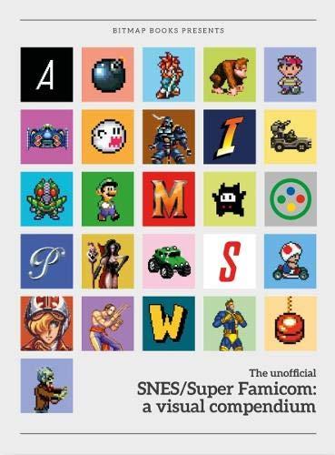 Super SNES/Super Famicom: A Visual Compendium por Bitmap Books