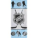 """Sports and Tailgating NHL Party NHL Large Party Bag Favours, Plastic, 11"""" x 5"""" x 3"""""""