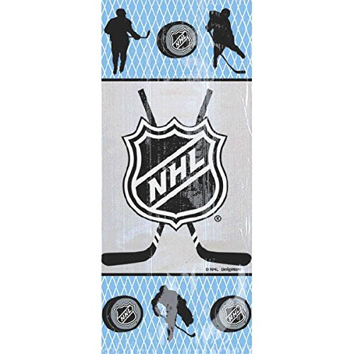 Amscan Sports and Tailgating NHL Party NHL Large Party Bag Favours, Plastic, 11
