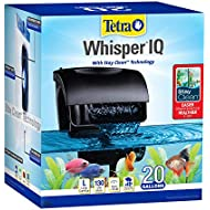 Tetra 78001 Whisper IQ Power 20 Gallon Filter