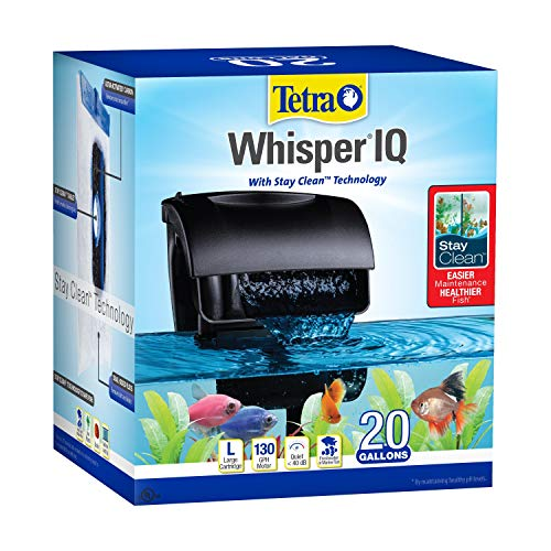 Tetra 78001 Whisper IQ Power 20 Gallon Filter
