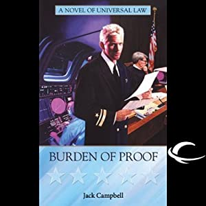 Burden of Proof Hörbuch