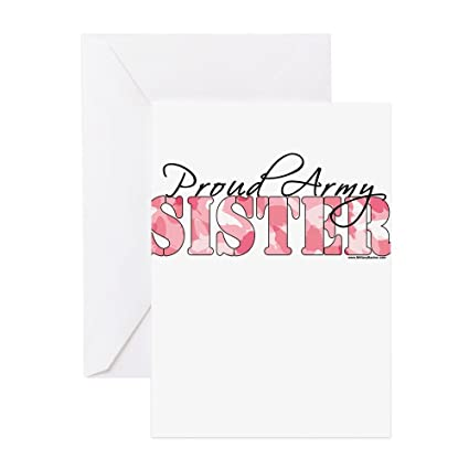 Amazon Cafepress Proud Army Sister Pink Butterfly Camo