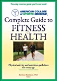 img - for ACSM's Complete Guide to Fitness & Health (1st Edt) (2011-05-17) book / textbook / text book