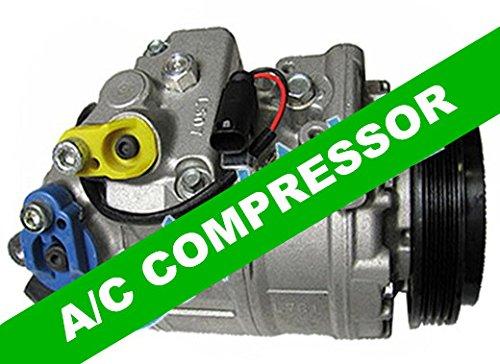 GOWE AUTO A/C COMPRESSOR FOR CAR BMW E66 520i 735i G.W.-7SBU16C-4PK-110 PV4 R134a 12V ()