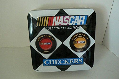 NASCAR Collector's Edition Checkers