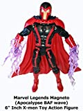 Review: Marvel Legends Magneto (Apocalypse BAF wave) 6