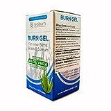 Burn Gel 10/box dispenser - Rediburn 3.5g 1/8oz Packets Include Lidocaine, Aloe Vera, Melaleuca for best relief