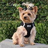 CHOKE FREE REFLECTIVE STEP IN ULTRA HARNESS ★ BLACK ★ ALL SIZES ★ AMERICAN RIVER (Small)