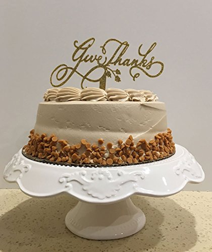 [USA-SALES] Thanksgiving Cake Topper
