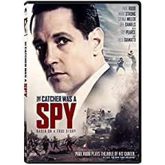 THE CATCHER WAS A SPY debuts on DVD and Digital Oct. 2 from Paramount