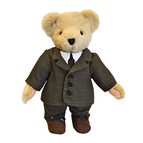 North American Bear Downton Abbey Collectible: Robert Crawley Earl of Grantham Doll by North American Bear]()