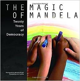 The Magic Of Mandela (small version): Michelle Wright