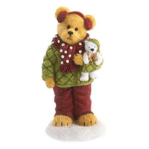 Boyds Bear Country (Boyds Resin Haley Goodfriend with Berg)