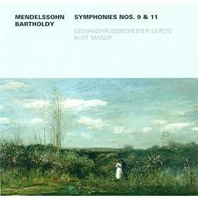 Amazon.com: Sinfonia No. 11 in F major: II. Scherzo