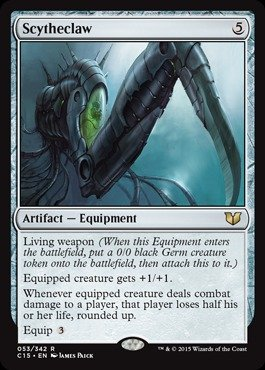 Magic: the Gathering - Scytheclaw (055/342) - Commander 2015