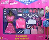 Barbie Cool Shoppin' Fun Gift Set (1997 Arco Toys, Mattel)