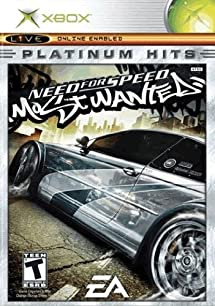 Amazon com: Need for Speed Most Wanted - Xbox: Artist Not Provided