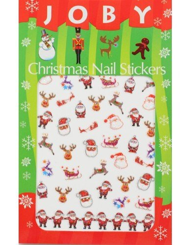 - Nail Sticker/Nail Art - Holiday Collection -Christmas #1