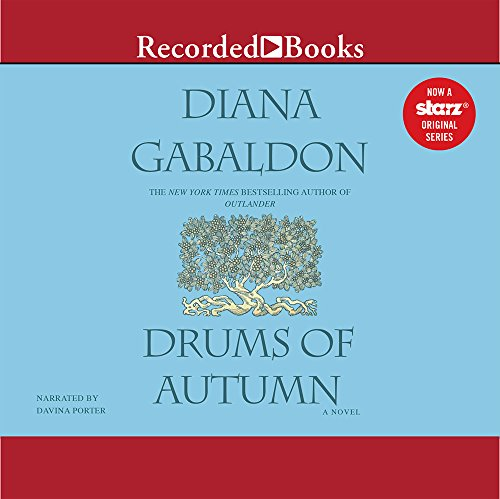 Drums of Autumn (The Outlander series) by Recorded Books
