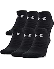 Under Armour unisex-adult Charged Cotton 2.0 No Show Socks, 6-pairs Under armour charged cotton 2.0 no show 6 pack