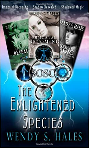 Shadow Revealed (The Enlightened Species Book 2)