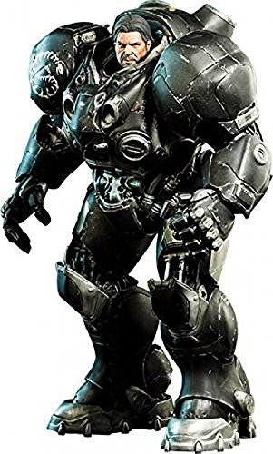 Sideshow Starcraft II Jim Raynor Action - Starcraft Action 2 Figures