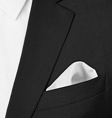 Kingsquare Pocket Square Holder - Men's Suit/Blazer/Coat Pocket Square Keeper by KING (Image #2)