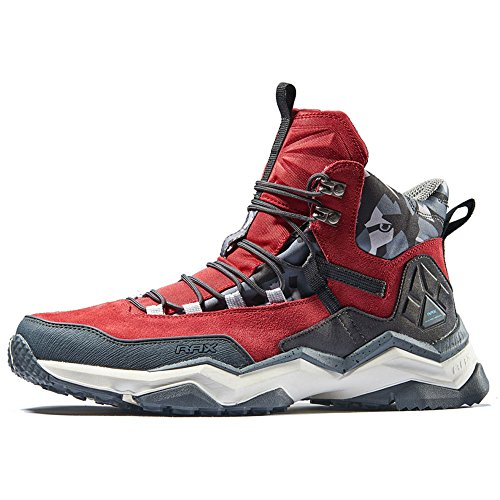 Rax Men s Wild Wolf Mid Venture Waterproof Lightweight Hiking Boots 836739837