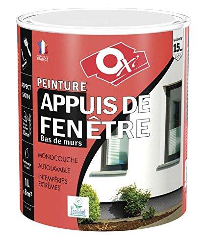 Oxi oxsaf1tp15 Support Window Paint 1L Tone Stone: Amazon co