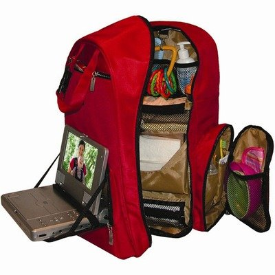 Okkatots Baby Depot Travel Backpack Diaper Bag - Available in Four Colors