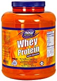 Kyпить NOW Sports Dutch Chocolate Whey Protein, 6-Pound на Amazon.com