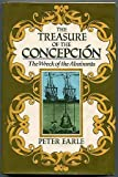 Treasure of the Concepcion, Peter Earle, 0670725587