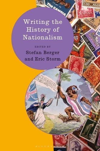 Book cover from Writing the History of Nationalism (Writing History) by Roderick Beaton