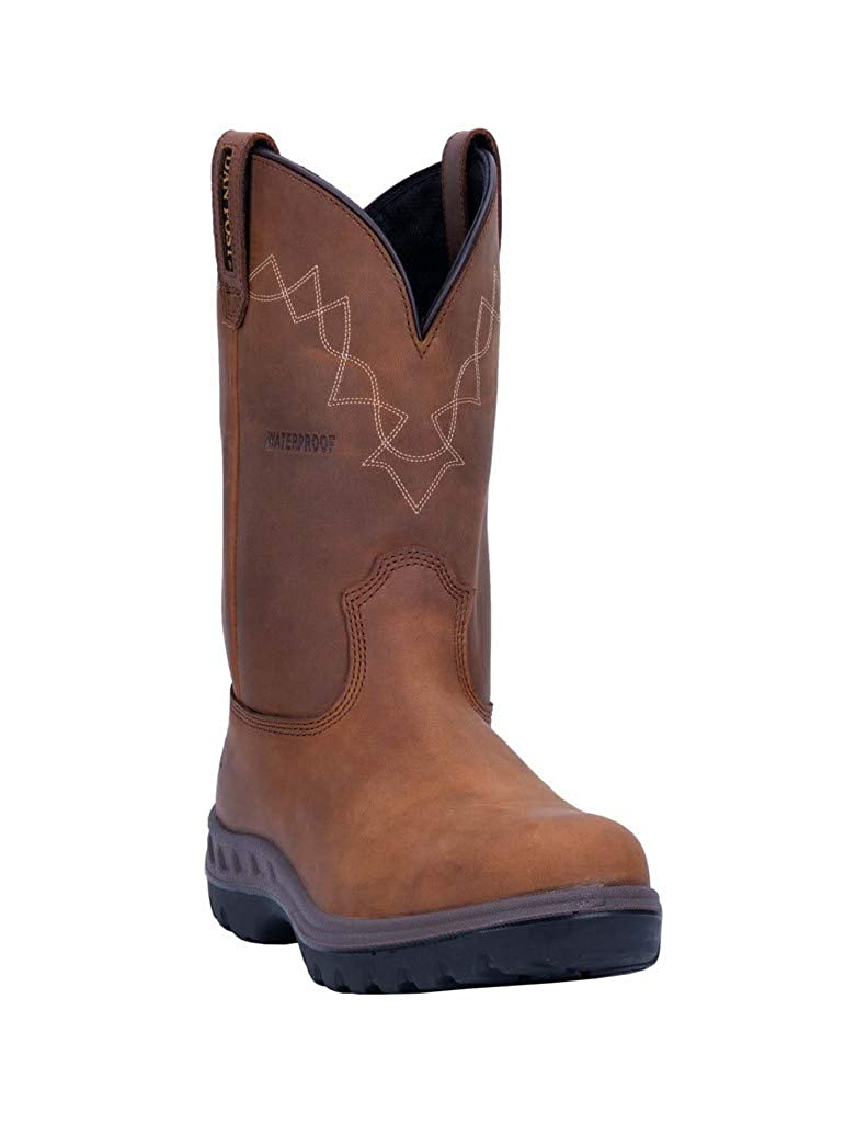 Image of Fire & Safety Boots Dan Post Men's Pull Western Boot