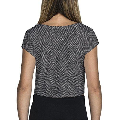 WooHoo Girl - T-Shirt - Crop Tops - Effect