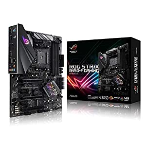 ASUS ROG Strix B450F Gaming Motherboard