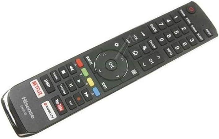 EN3D39 - Mando a distancia original Hisense: Amazon.es: Electrónica