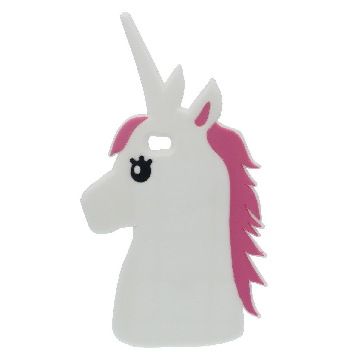 custodia huawei p8 unicorno