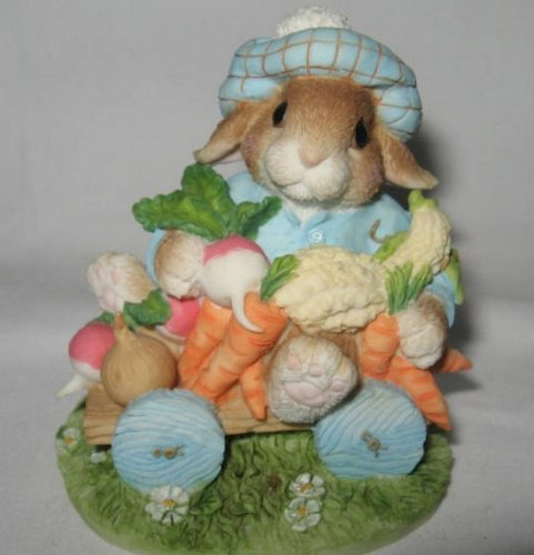 "My Blushing Bunnies ""Always Count Your Blessings"" 178675 by ENESCO"