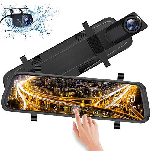 IXROAD Mirror Dash Cam 10