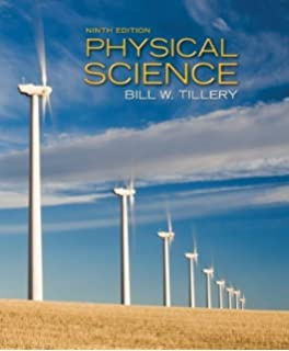 Test bank for physical science, 9th edition: bill tillery | test.