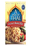 TASTE OF THAI RICE,COCONUT GINGER - 7 OZ - CS x6