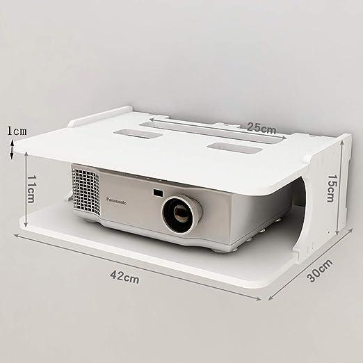 Estante de proyector con Caja Superior para Reproductor de DVD ...