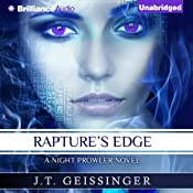 Rapture's Edge: Night Prowler, Book 3 | J. T. Geissinger