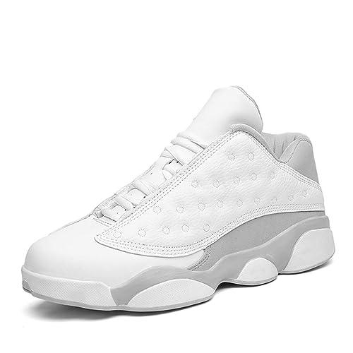 Hombres Baloncesto Zapatos Originales Retro otoño Transpirable Parejas Zapatillas Deportivas Outdoor Zapatillas Entrenadores: Amazon.es: Zapatos y ...