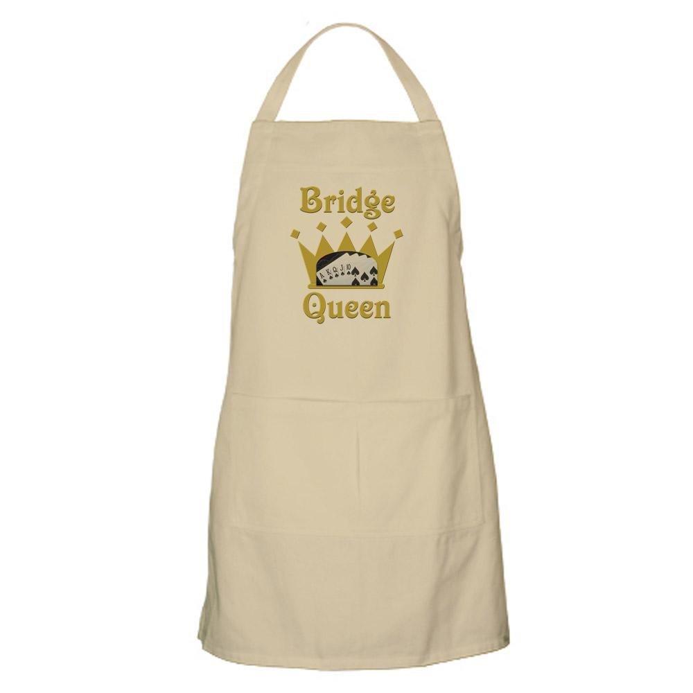 CafePress - Bridge Queen Apron - Kitchen Apron with Pockets