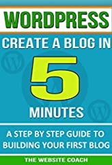 Learn how to Create a WordPress Blog in 5 Minutes - No Coding Necessary Create Blog in 5 Minutes - eBook In this short but powerful eBook we will teach you how to create your own Blog in under 5 minutes.Not only that, but when you sign up wi...