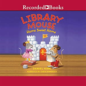 Library Mouse Audiobook